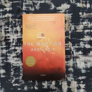 The Martian by Andy Weir Novel
